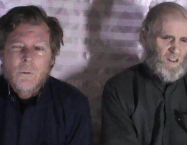 Talibowie zwolnili dwóch porwanych w Afganistanie naukowców. Wymieniono...