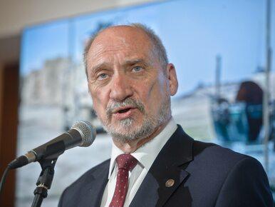 Macierewicz: Jeśli prokuratura nie zajmie się zaniedbaniami Kopacz, to...