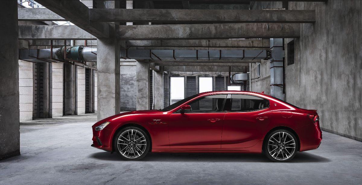 Nowe modele Maserati