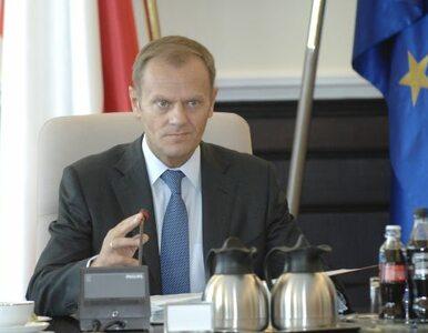 Tusk: Sikorski i Komorowski nie muszą iść na urlop