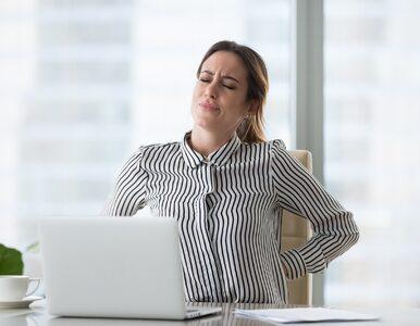 Przykurcze mięśni efektem siedzącego trybu życia. Jak ich unikać?