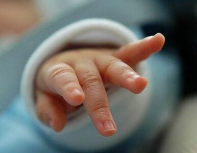 Internauci uratowali maltretowanego noworodka