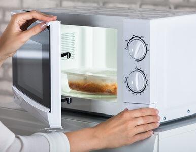 Czy podgrzewanie jedzenia w kuchence mikrofalowej jest bezpieczne dla...