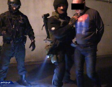 """CBŚP rozbiło gangi """"Gosi"""" i """"Sławka"""". Zatrzymano 11 osób"""
