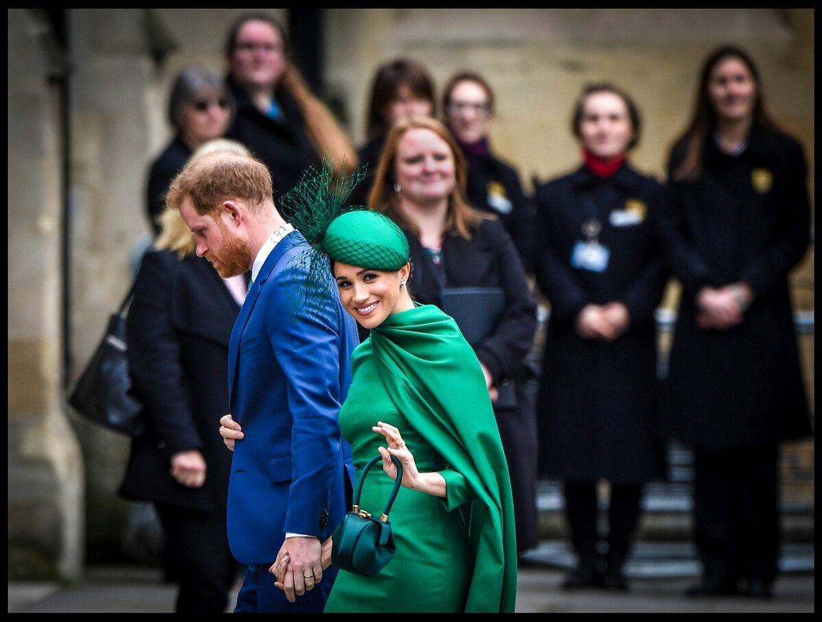 Harry i Meghan podczas Święta Wspólnoty Narodów