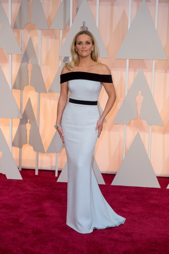 Reese Witherspoon podczas 87. ceremonii rozdania Oscarów w 2015 roku