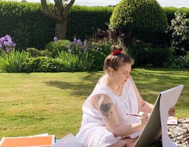 Lena Dunham ujawniła, że cierpi na poważną chorobę. Skomentowała zdjęcia...