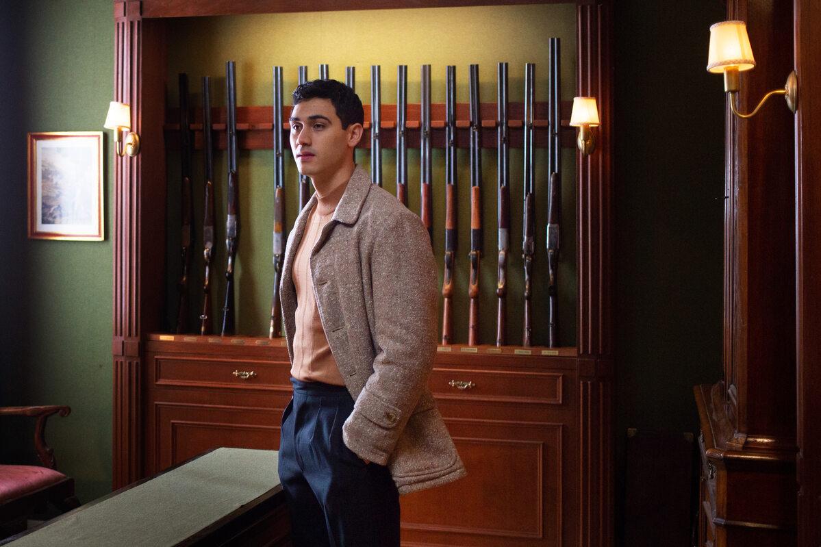 """Kadr z serialu """"Ktoś musi umrzeć"""" (hiszp. """"Alguien Tiene Que Morir"""")"""