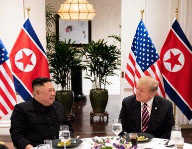 A jednak! Donald Trump spotka się dziś z Kim Dzong Unem