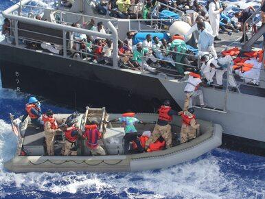 Dwa wypadki łodzi na Morzu Śródziemnym. 240 osób nie żyje