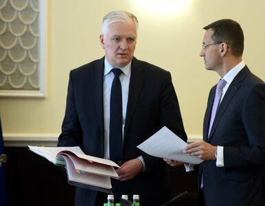 Jarosław Gowin zapowiada wzrost cen leków: Koalicja rządowa nie...
