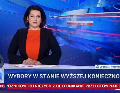 """""""Wiadomości"""" tłumaczą widzom """"wagę"""" oskarżeń NIK. Wyliczyły, jak długo..."""