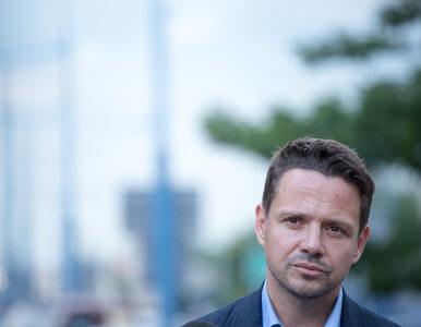 """Sprzeczka dziennikarza TVP z Trzaskowskim. """"Dlaczego pan jest niegrzeczny?"""""""