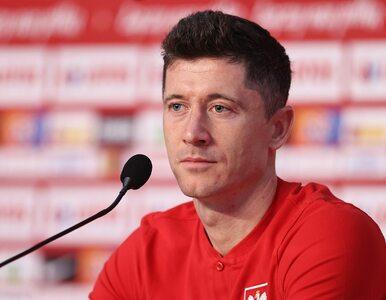 """Lewandowski został zapytany o ewentualny transfer. """"Mam otwarty umysł"""""""