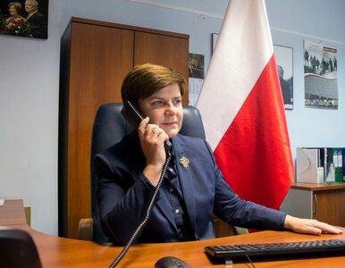Merkel pogratulowała Szydło i wyraziła nadzieję na owocną współpracę