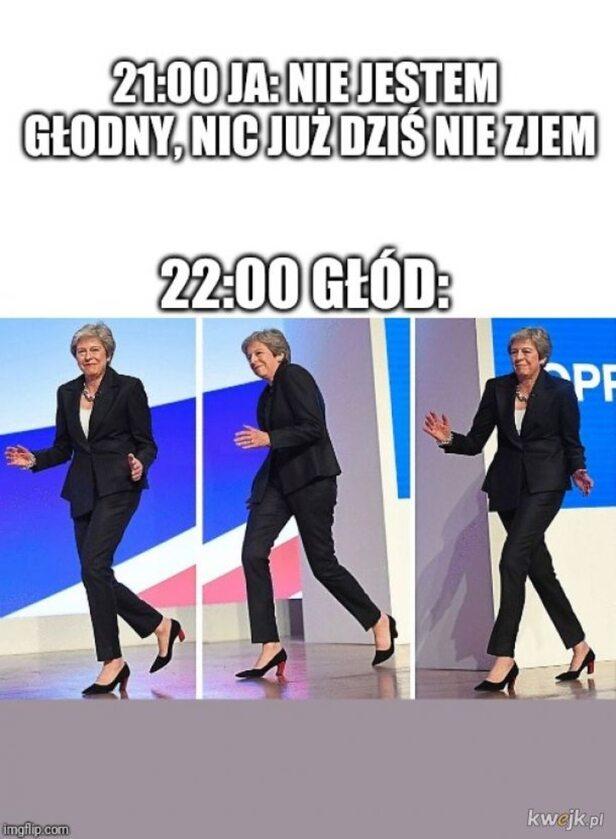 Mem związany z brexitem
