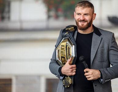 Jan Błachowicz obronił mistrzowski pas UFC! Decyzja sędziów była...
