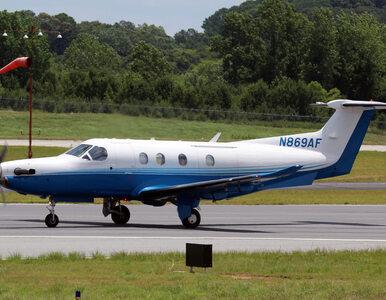 W katastrofie samolotu zginęło dziewięć osób. Trzech pasażerów przeżyło