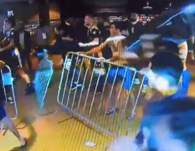 Wielka awantura w Copa Libertadores. Piłkarze zaatakowali sędziów i...