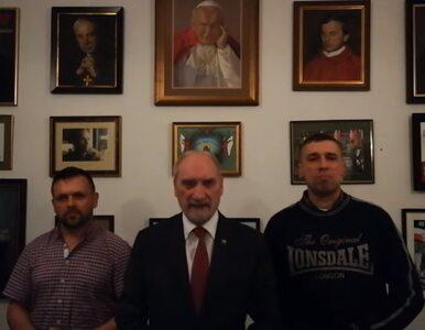 Macierewicz o Marszu Niepodległości: Byłby wspaniały, gdyby nie...