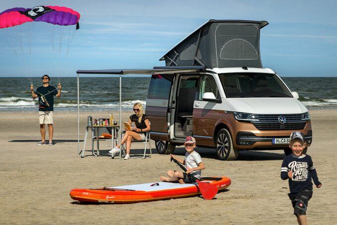 Nowy Volkswagen California 6.1