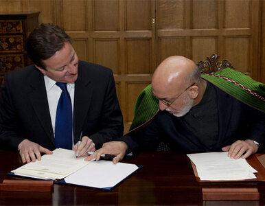 W 2015 r. w Afganistanie nie będzie już brytyjskich żołnierzy