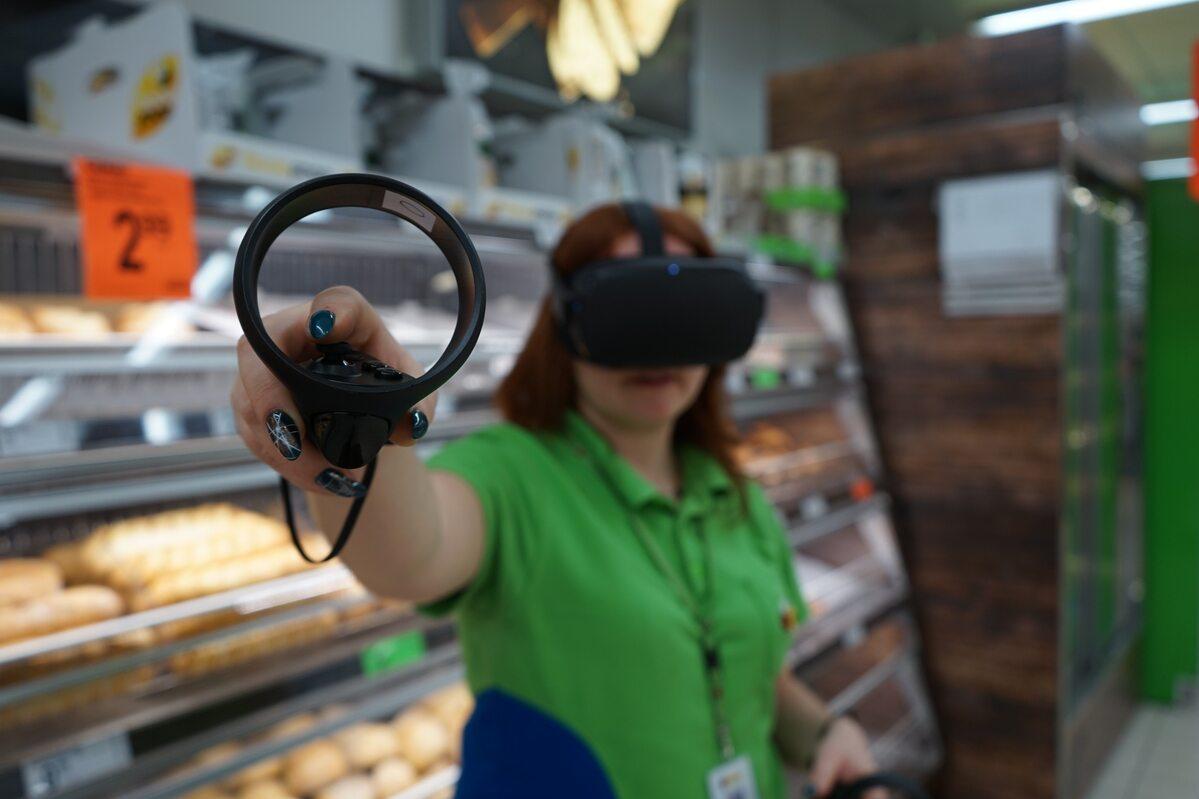 Szkolenie w VR