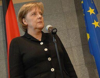 Będą kolejne sankcje wobec Rosji? Merkel tego nie wyklucza