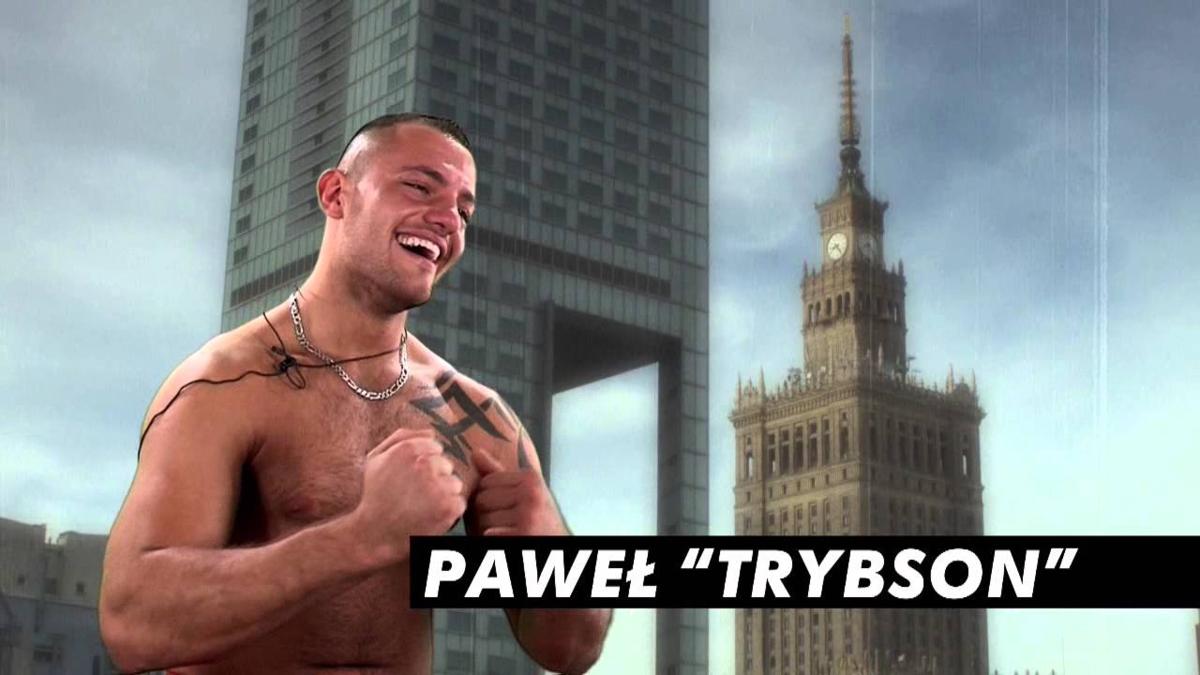 """Paweł """"Trybson"""" Trybała"""