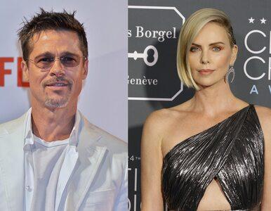 """Co łączy Brada Pitta i Charlize Theron? """"Stworzyliby piękną parę, ale ..."""""""