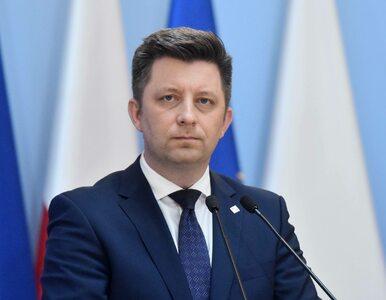 """Dworczyk mówi o wojnie hybrydowej. """"Migranci są na terytorium Białorusi...."""