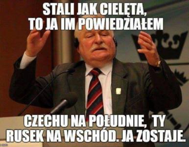 Lech Wałęsa obchodzi 76. urodziny. Zobacz najlepsze MEMY z byłym...