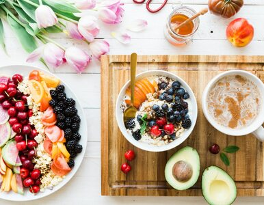 Dieta zapobiega nowotworom