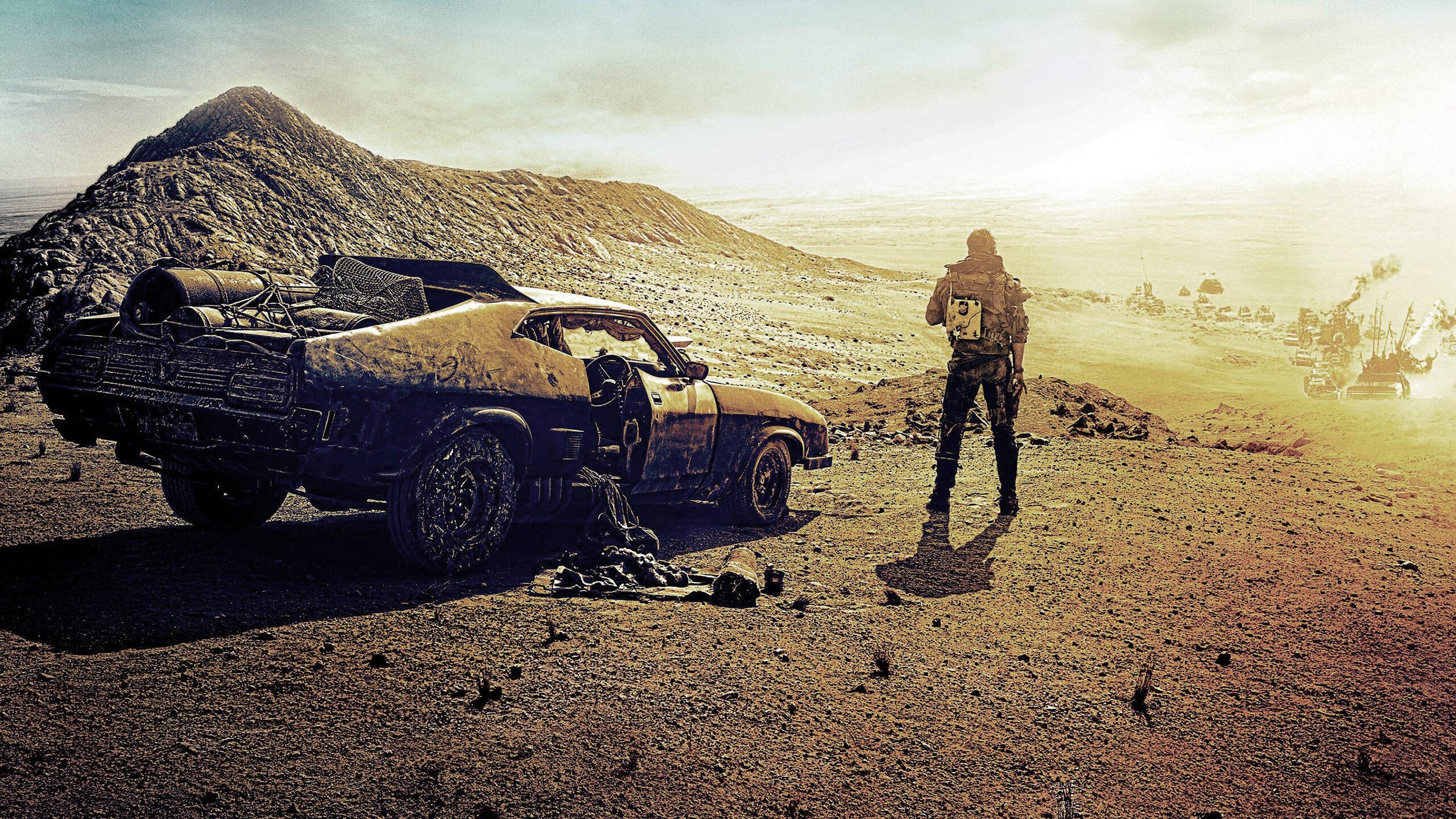 Mad Max: Na drodze gniewu / Mad Max: Fury Road (2015)