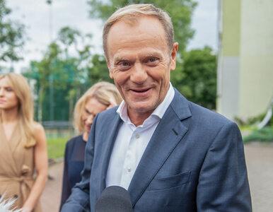 Tusk żartuje z dymisji Szumowskiego. Ex-minister odpowiada: To trochę...