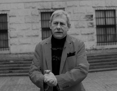 Andrzej Strzelecki nie żyje. Na co chorował aktor?