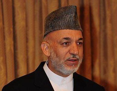 Prezydent Afganistanu: wciąż potrzebujemy wsparcia