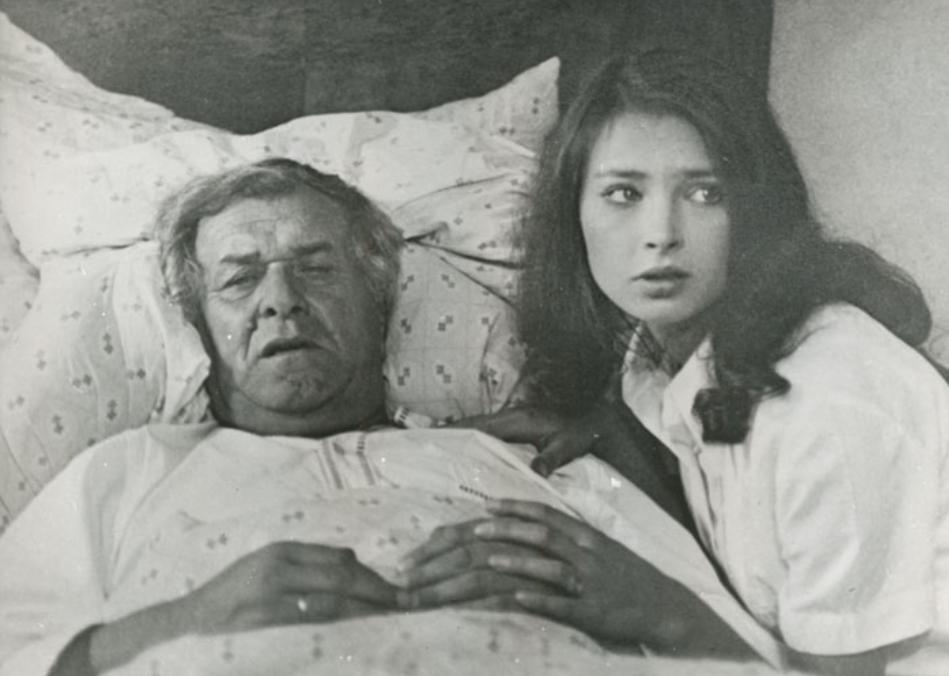 "Kadr z filmu ""Nie ma mocnych"""