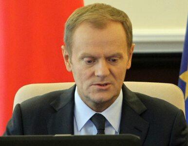 Ministrowie wciąż nie wiedzą, co Tusk powie w drugim exposé?