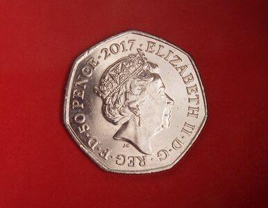Wielka Brytania stopiła milion pamiątkowych monet. Królewska Mennica...