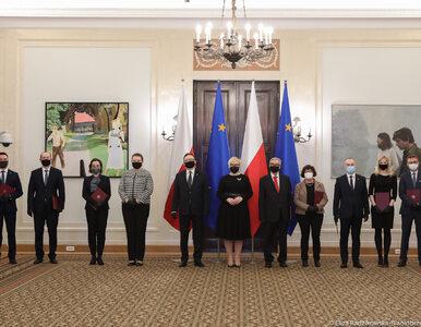 Prezydent Andrzej Duda powołał zespół ds. sędziów pokoju. O taką...