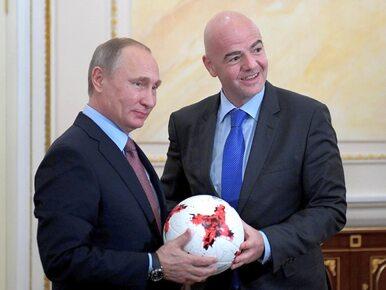 Prezydent FIFA: Powtórki wideo będą używane na mundialu w Rosji