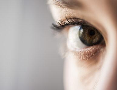 Zaskakujące połączenie między narkotykami a wizytą u okulisty