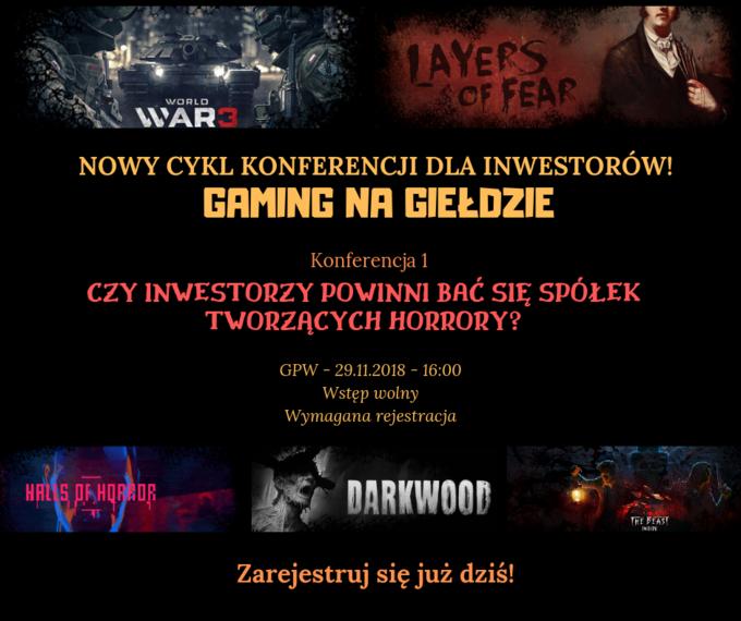 """""""Gaming naGiełdzie"""""""