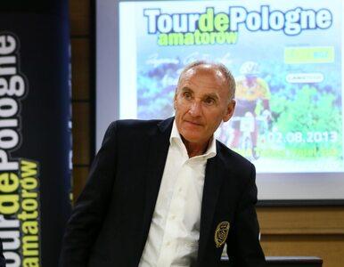 Czesław Lang: Tour de Pologne to bardzo prestiżowy wyścig