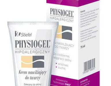 Twoje jesienne SOS. Physiogel - codzienna pielęgnacja przesuszonej skóry
