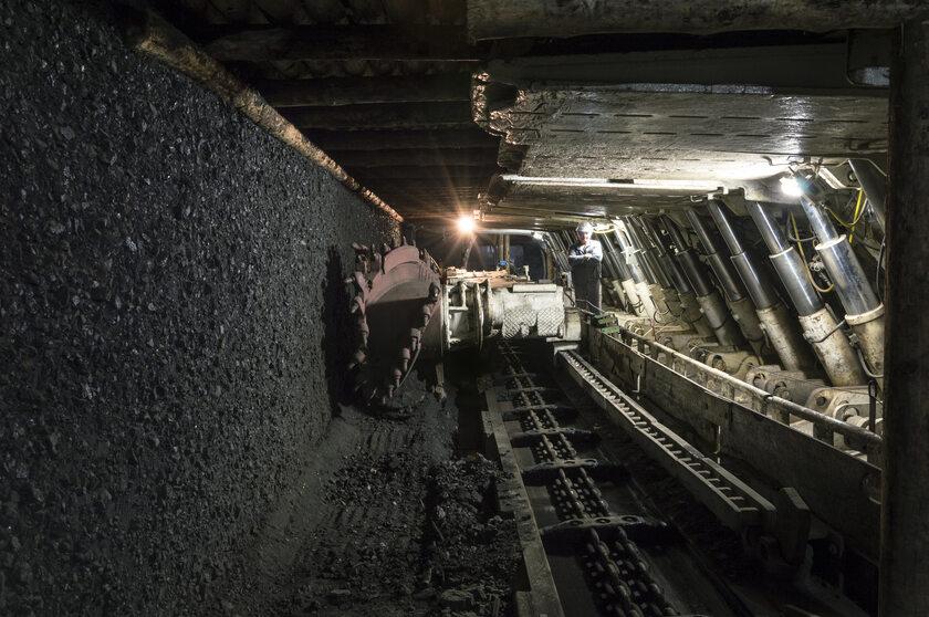 Górnictwo, kopalnia, zdj. ilustracyjne