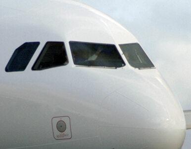 Zderzenie airbusów A320 na lotnisku w Moskwie