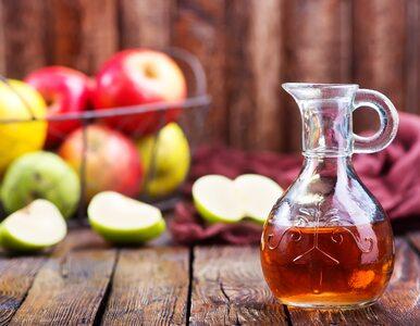 Ocet jabłkowy warto pić również przy... cukrzycy. Przekonaj się, dlaczego