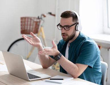 """Naukowcy: """"Połączenia wideo kosztują nas więcej energii niż spotkania..."""